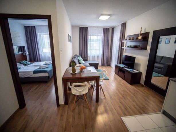 Nocleg nad morzem apartament w Sarbinowie pokój do wynajęcia morze