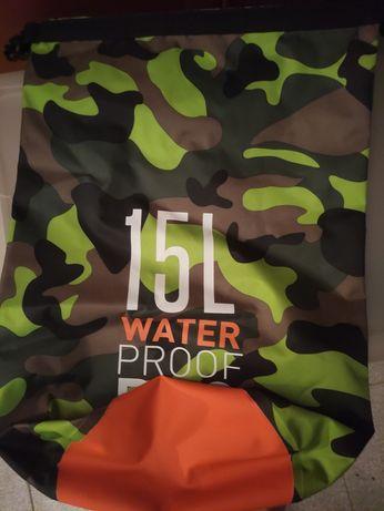Saco prova de água