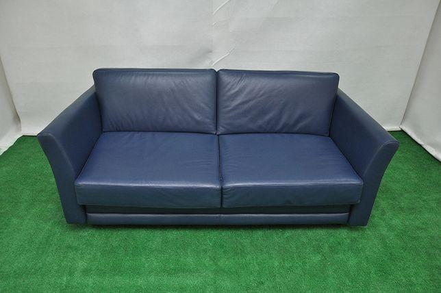 Диван шкіряний. Кожаный диван. Розкладний.