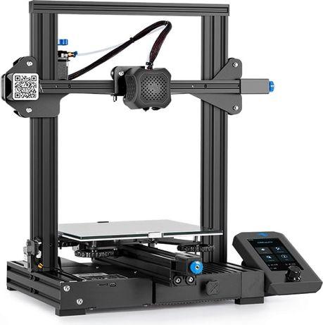 Creality Ender 3 V2 Pro, 3D принтер, Новый, Гарантия