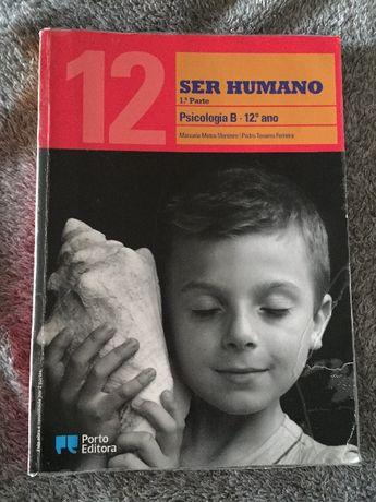 Livro Ser Humano psicologia B