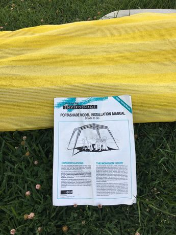 Toldo Tenda Cabana