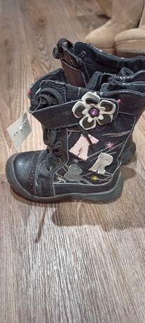 Детские демисезонные сапожки на девочку ,ботинки , с биркой !