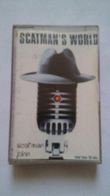 Kaseta magnetofonowa Scatman's World Scatman John