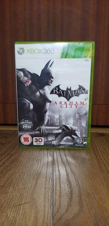 Batman Arkham City na Xbox 360