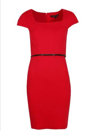 Czerwona sukienka Top Secret 38
