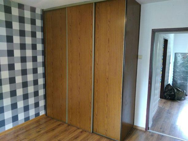 Szafa do zabudowy troje drzwi
