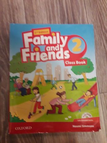 Fameli and frends class Book 2
