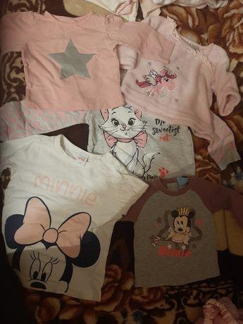 ubrania dla dziewczynki Duża Paka okazja