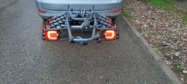 Bagażnik/ platforma rowerowa inter pack quattro,  4 rowery
