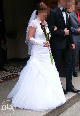 Suknia Ślubna Celise + dodatki