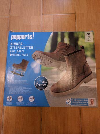 Новые детские ботинки Pepperts (Lidl) Германия