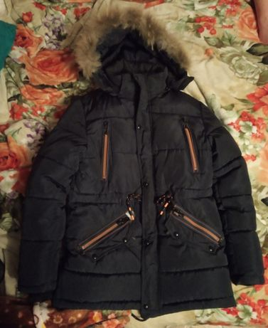 Куртка на подростка рост 164