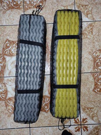 Туристический складной коврик (каремат) из пенки
