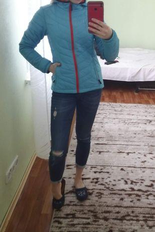 Куртка Hi-Tec Lady Arne-Atoll Blue/Tropical