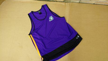 Adidas Lakers NBA koszulka jedyna oldschool vintage L - XL