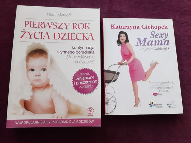 Pierwszy rok życia dziecka Heidi Murkoff Sexy Mama