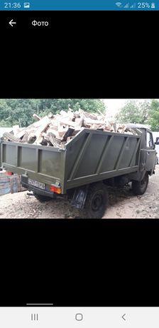 Дрова -дуб,граб,ясен 3,5 складометра 3000 гр