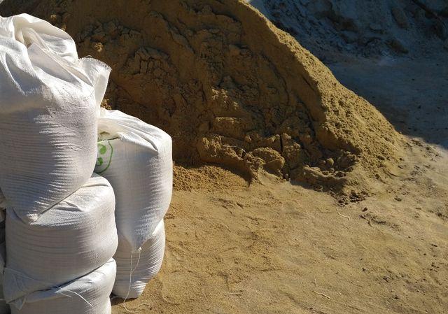 Песок, Цемент, Щебень,Отсев