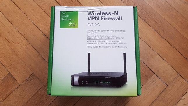 Router Cisco RV110W Wireless-N VPN Firewall