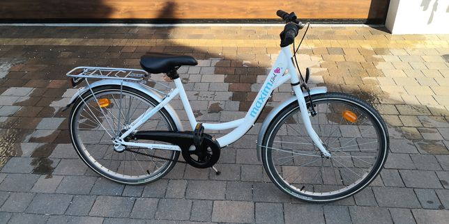 Rower dla dziewczynki maxim 24
