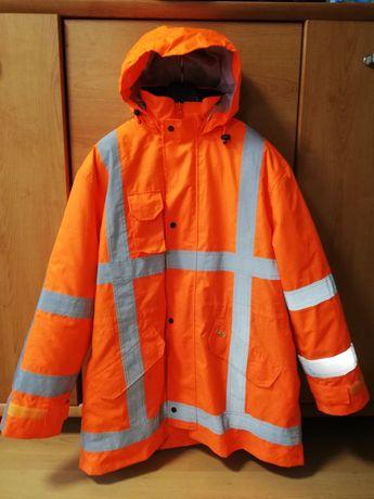 Kurtka zimowa SEEN roz. L-XL wodoodporna, Workwear