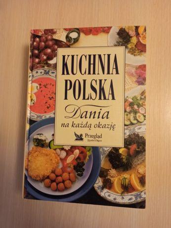 KUCHNIA POLSKA - dania na każdą okazję (wysyłka gratis)