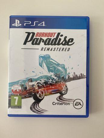 PS4 Burnout Paradise Remastered