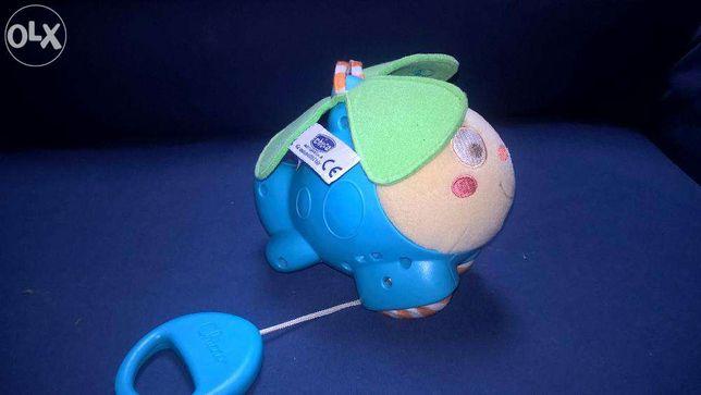 Brinquedo infantil/caixa de música da marca CHICCO
