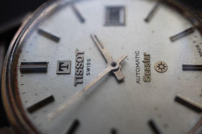 Tissot Seastar automatic zegarek męski