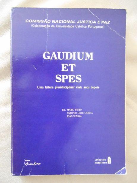 GAUDIUM ET SPES - uma leitura pluridisciplanar 20 anos depois
