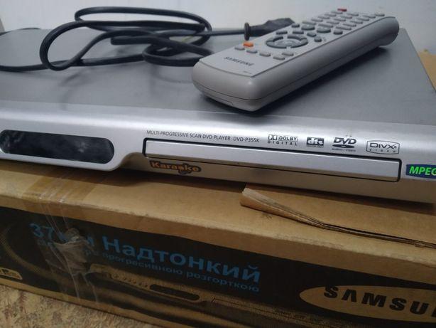 DVD-плеер Samsung DVD-P355K