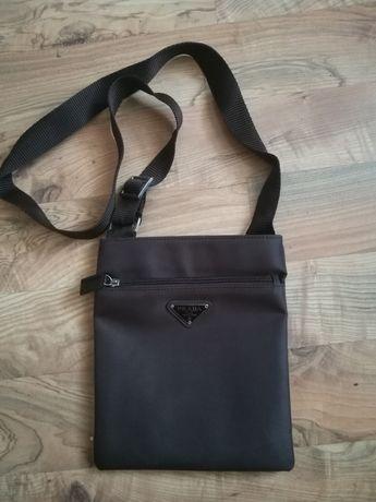 Vintage torebka saszetka firmy Prada