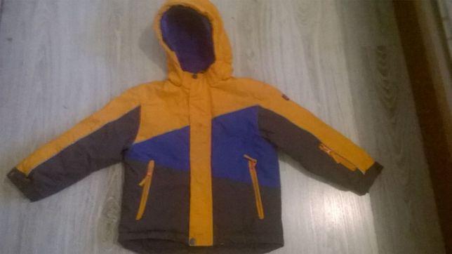 Зимняя куртка Alaska Trail 4-5 лет (рост 110 см)