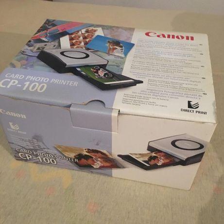 Impressora fotos cannon cp 100