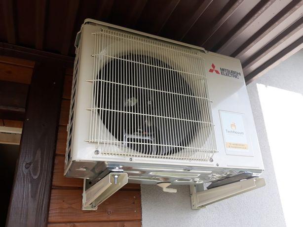 Mitsubishi Midea Pompa ciepła klimatyzacja 3,4 z montażem klimatyzator