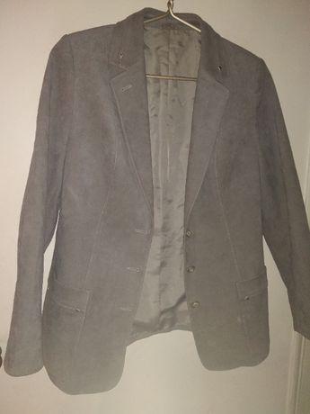 Пиджак женский замшевый на рукоделие, дёшево