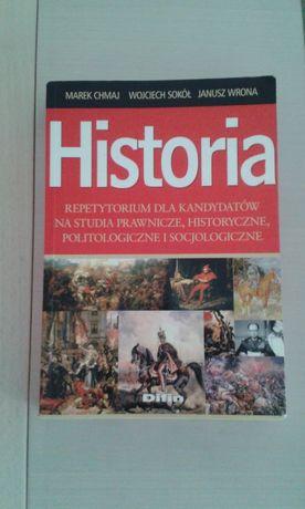 Repetytorium maturalne. Historia