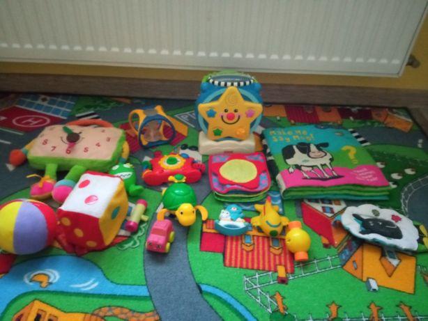 Zabawki dla maluszka projektor