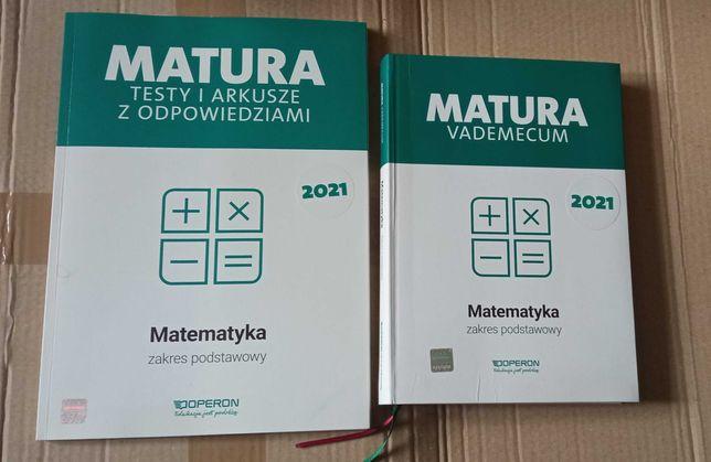Matematyka. Matura. Vademecum. Podstawa. Operon + Testy gratis!