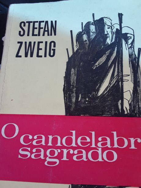 O candelabro Sagrado/ Stefan Zweig