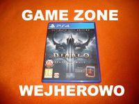 Diablo 3 Ultimate Evil Edition PS4 + Slim + Pro = PŁYTA PL Wejherowo