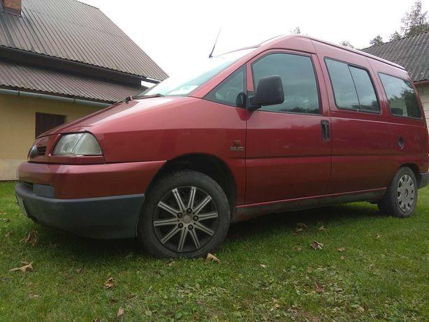 Fiat scudo 2,0 jtd
