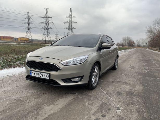 Ford Focus mk 3 2015