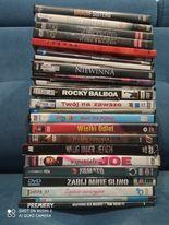 Zestaw rozmaitych filmów