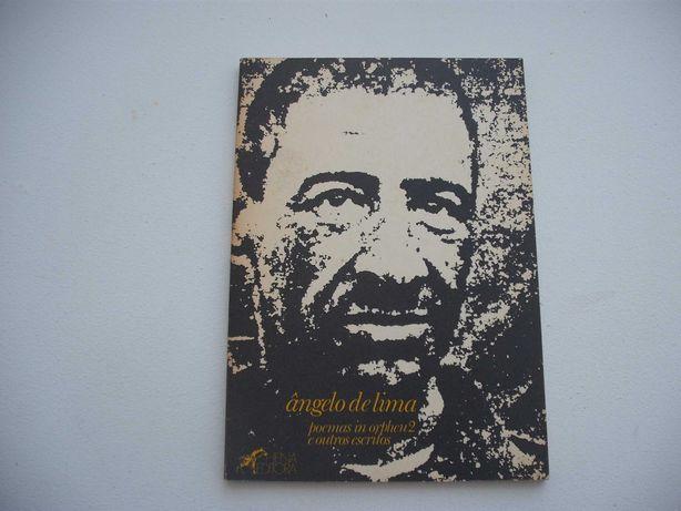 Angelo de Lima Poemas in Orpheu 2 e Outros Escritos