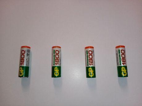 Батарейки акамуляторные - 4 шт.