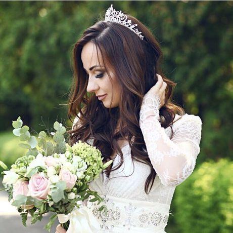 Свадебный макияж, Прическа, Визажист на дому