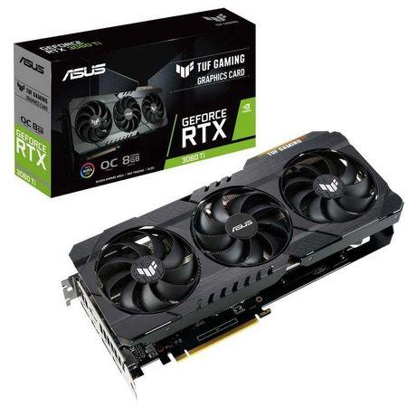 Asus TUF GeForce® RTX 3060 Ti OC LHR V2 GAMING 8GB GDDR6