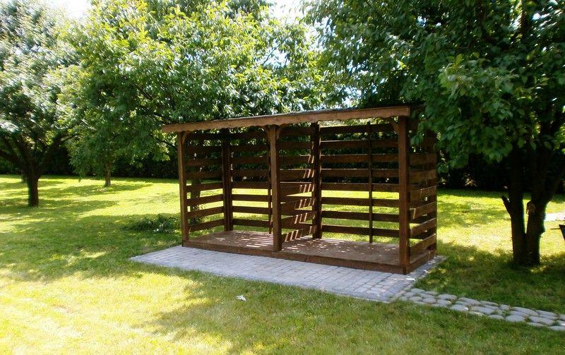 Drewutnia na drewno,składzik,magazynek 4x1,4m,3x2m,3x1m,2x1,5m,2x1m Opole - image 1